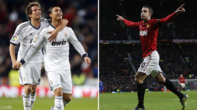 Real Madrid v Manchester United: What Europe thinks