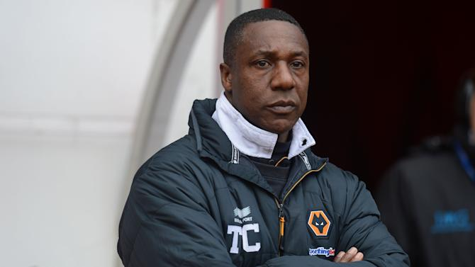 Stale Solbakken said sacking Terry Connor, pictured, was right for Wolves
