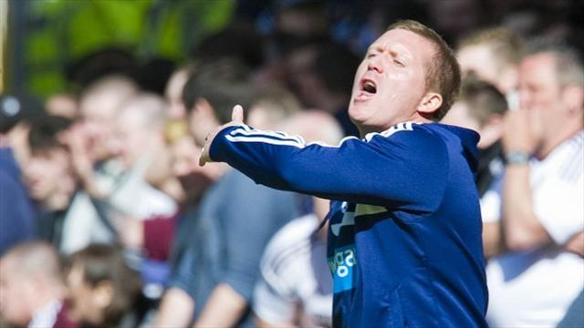 Scottish Premiership - Locke hopes Hearts can keep beating