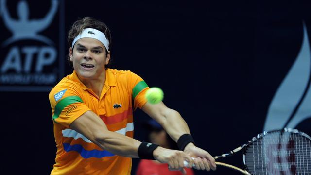 Paris Masters - Third round: LIVE