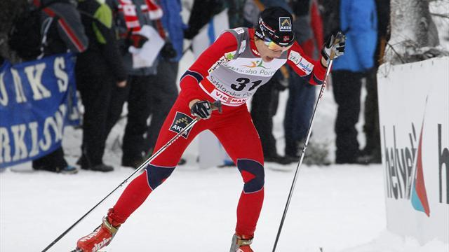 Cross-Country Skiing - Falla exacts revenge as Joensson in Canmore