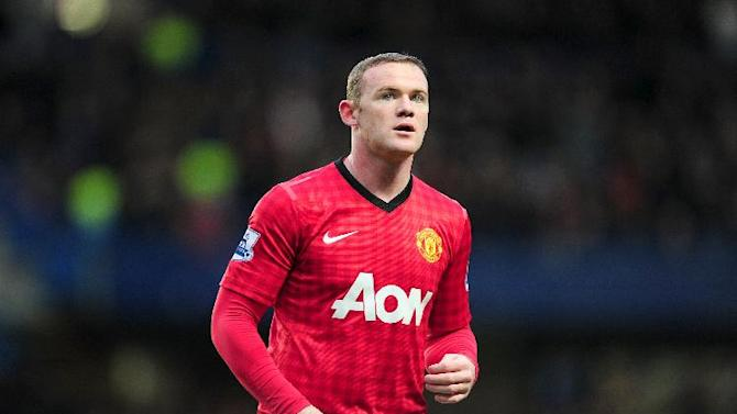Striker Wayne Rooney will return to the United fold when they host QPR
