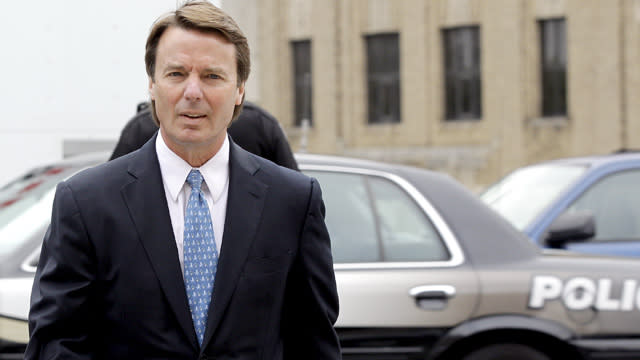 John Edwards Confessed to Mistress Money Cover-Up