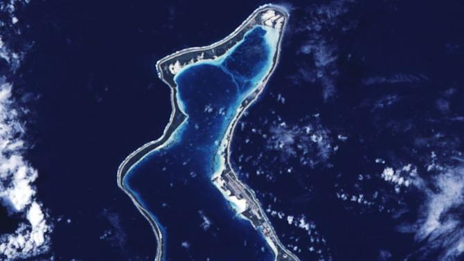 Island of Diego Garcia Factors into Mysterious Malaysia Flight Theories