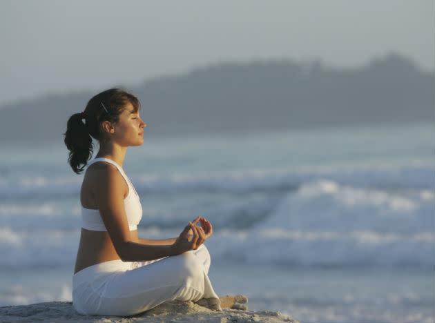 Life-improving benefits of yoga