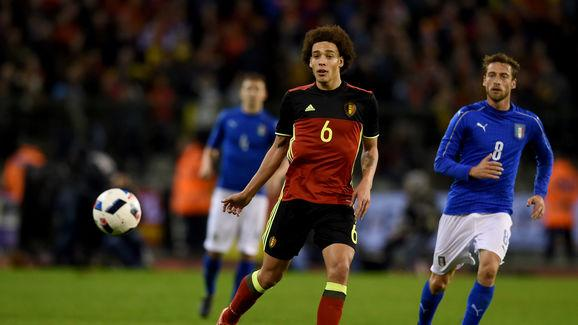 Tottenham Made to Compete for Axel Witsel Signature