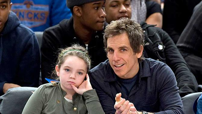 Stiller Ben Knicks Game