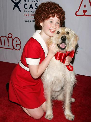 Sandy from 'Annie'