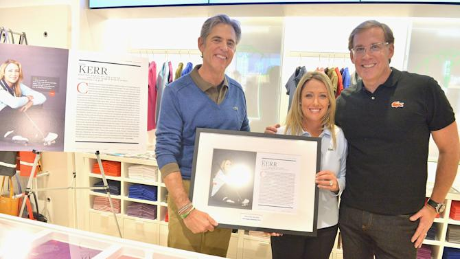 Lacoste & Golf Digest Celebrate Links On Lincoln Honoring Cristie Kerr