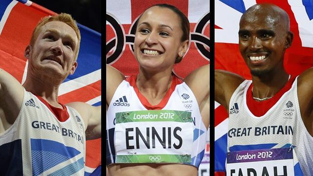 Athletics - Boost for athletics after Olympics