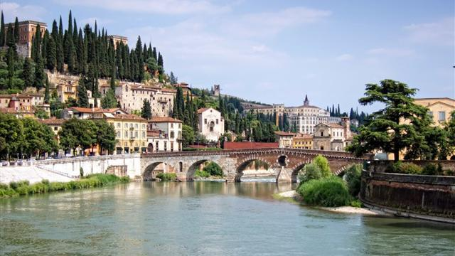 Equestrianism - Verona welcomes World Cup to Italy