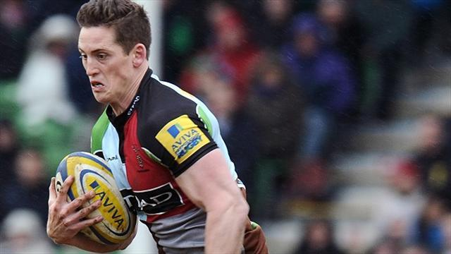 Rugby - Quins finish third