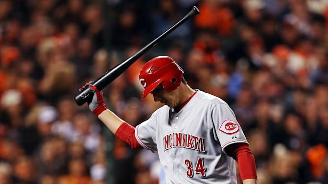 3rd Division Series - Cincinnati Reds v San Francisco Giants - Game One