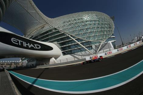 Fast and Furious 7 will race on the streets of Abu Dhabi