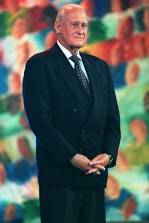 Sepp Blatter knew about a bribe taken by Joao Havelange (pictured), documents claimed