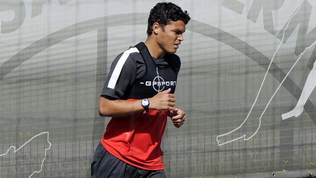 Thiago Silva to make PSG debut against Dynamo Kiev