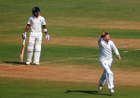 Cricket - India v England - Fourth Test cricket match