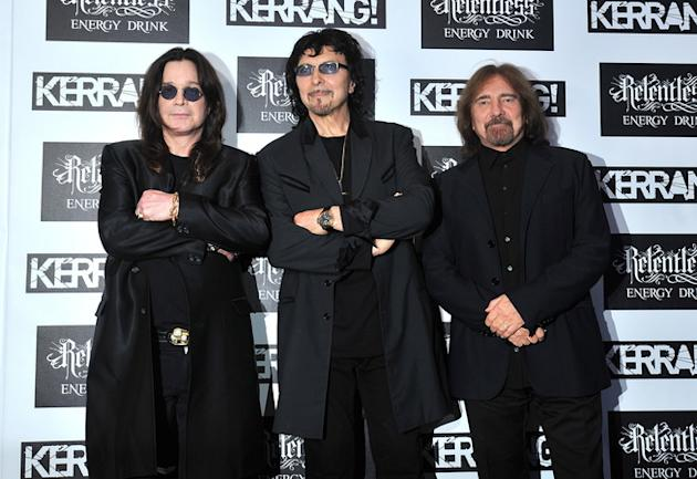 Comeback kings Black Sabbath & Soundgarden help close Download Festival