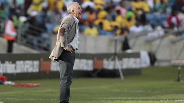 World Cup - Angola part company with coach