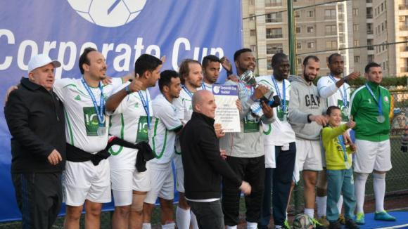 ICD football team clinches third place in Turkey event