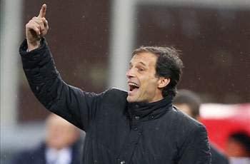 AC Milan deserve third place, says Allegri