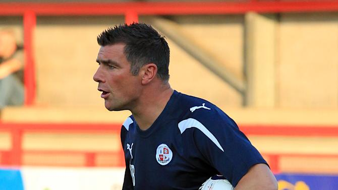 Richie Barker was pleased to start his tenure as Crawley boss with a win