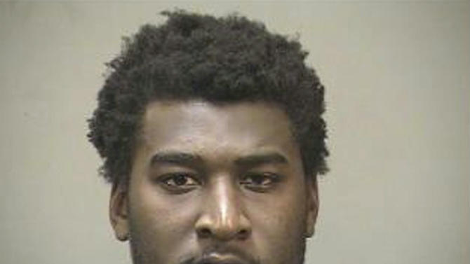 Suspended WR Blackmon arrested on drug complaint