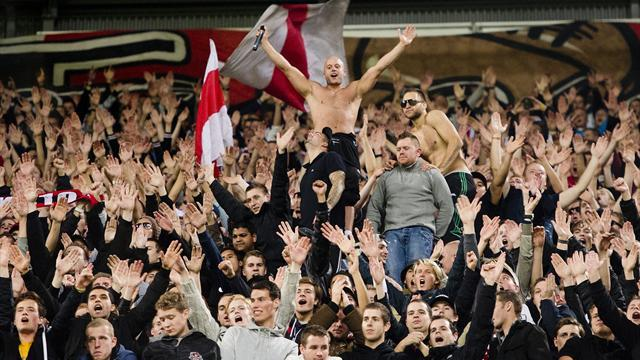 Champions League - Ajax fined after fans protest against 'modern football'