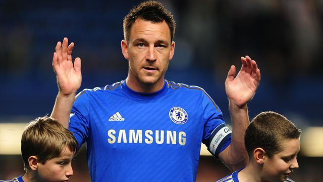 Premier League - Terry still on target to face Arsenal