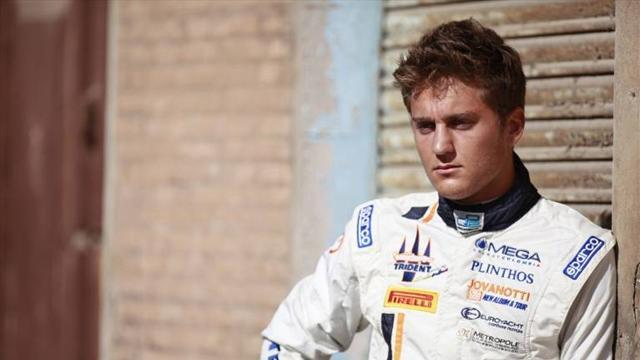 GP2 - Coletti sets pace as GP2 test ends