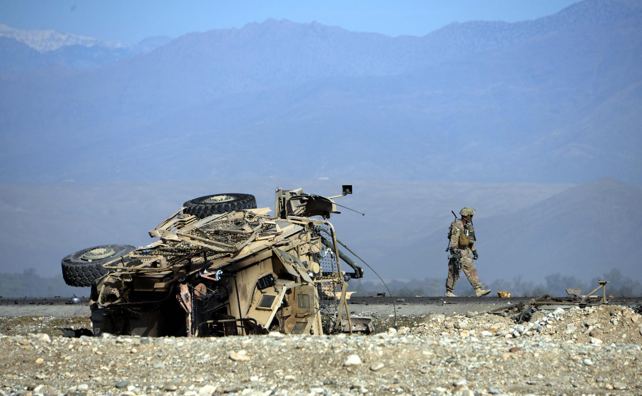 US plagued by doubts as it exits Afghan war