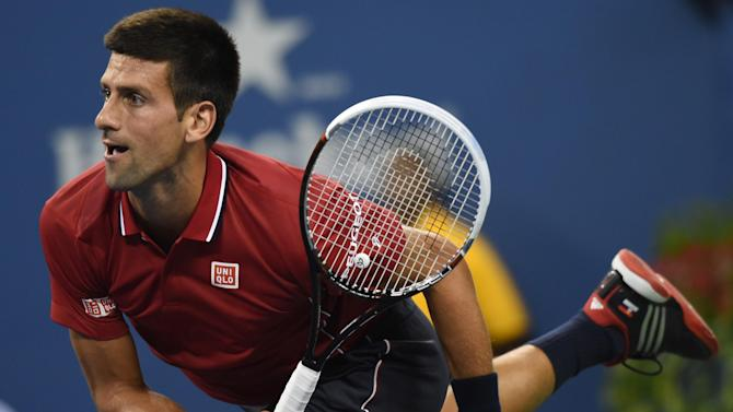 US Open - US Open men: LIVE