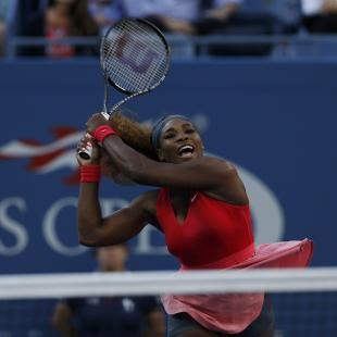 Serena, Azarenka battle in U.S. Open rematch