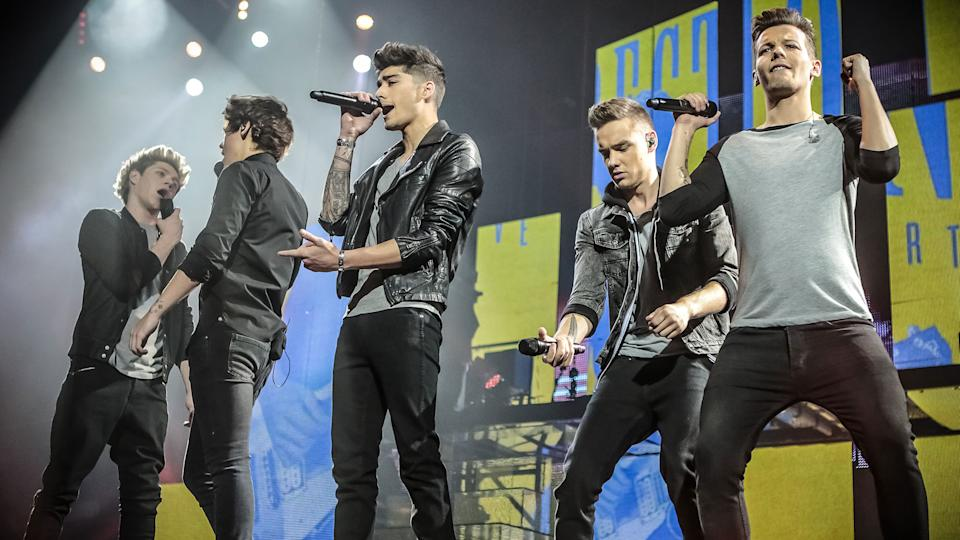 'One Direction: This Is Us' Insider Access: Teamwork