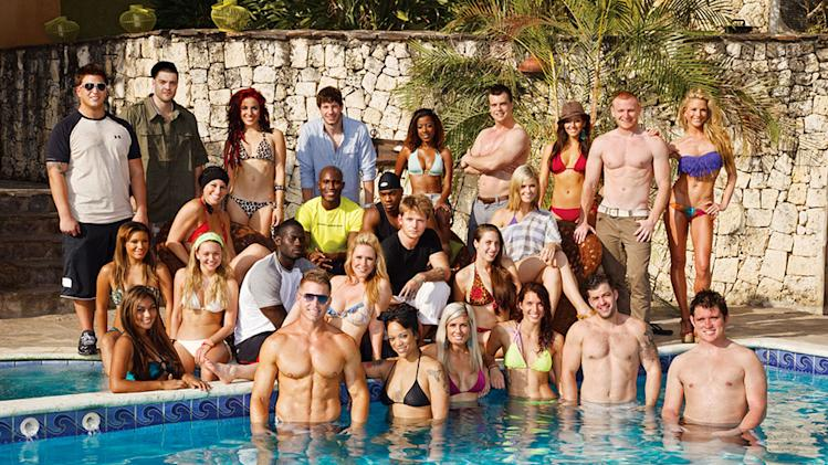 "The cast of ""The Challenge: Battle of the Exes."""