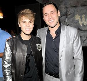 "Justin Bieber's Grammy Snub: Manager Scooter Braun Says ""I Disagree"""