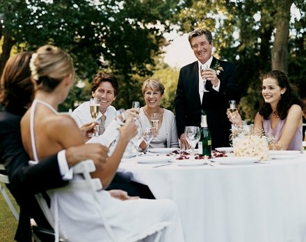 Wedding guest slip ups to avoid: Heckling
