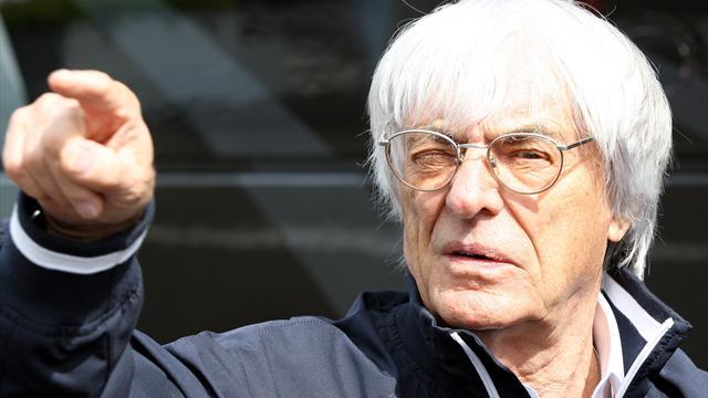 Formula 1 - Ecclestone says Scorpion deal too late