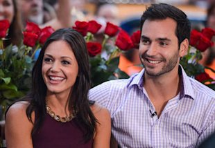 Desiree Hartsock and Chris Siegfried