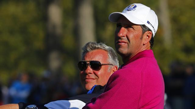 US Open - Olazabal, Khan, Casey qualify