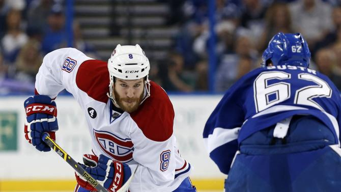 Montreal Canadiens v Tampa Bay Lightning - Game Three