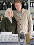 Edie and Geo Johnston, Maine Medicinals