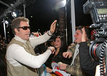 Will Ferrell at the Los Angeles premiere of New Line Cinema's Semi-Pro