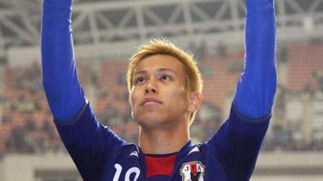 World Cup - Honda and Okazaki aiming to book Japan's World Cup ticket