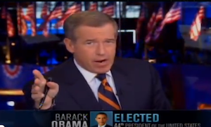 Brian Williams Rips Donald Trump, Election Tweets: Irrelevant and Irresponsible (Video)