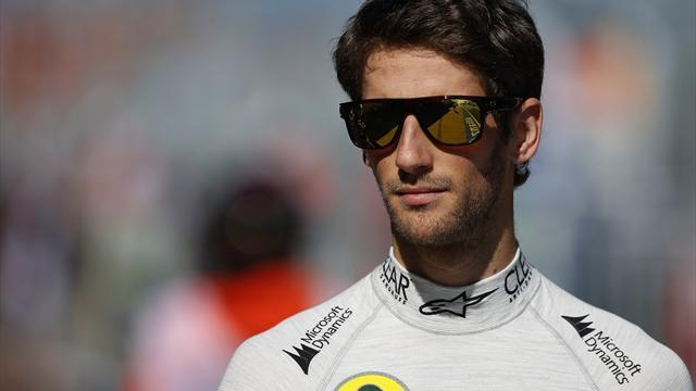 Formula 1 - Grosjean told new deal a formality
