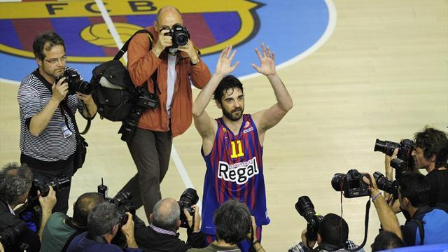 Basketball - Barca overpower Panathinaikos to reach Final Four