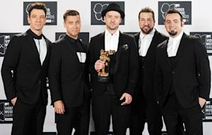 "Justin Timberlake's 'N Sync Bandmates ""Upset"" He Scaled Back Songs for VMA Reunion"