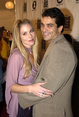 Christina Applegate and Johnathon Schaech VH-1 Big in 2002 Awards - 12/4/2002