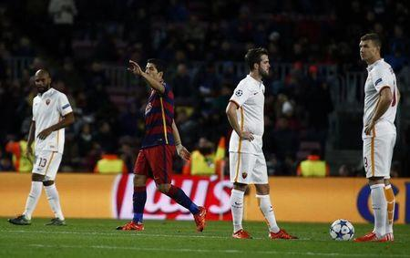Barcelona v AS Roma - UEFA Champions League Group Stage
